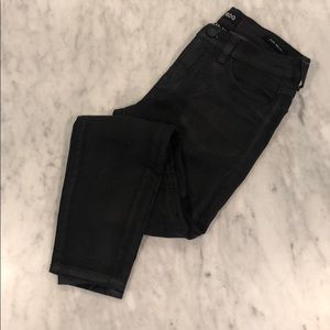 BDG jeans, mid rise twig ankle size 27